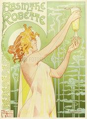 Absinthe Robette  1896.