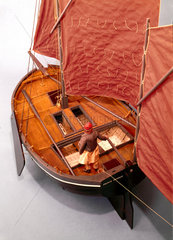 Brighton hog-boat 'The Prince George'  1797.