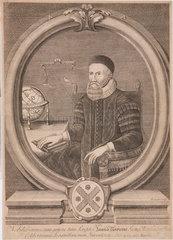 John Napier  Scottish mathematician  c 1600.