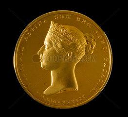 Medal of the Royal Society  1894.