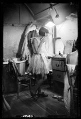 Chorus girl  1933.