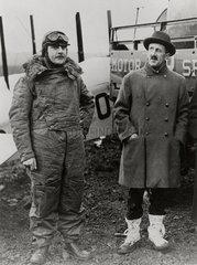 Sir Alan Cobham  English aviator  c 1933.