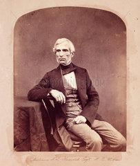 Antoine Claudet  c 1855.