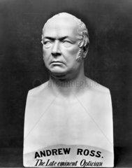 Andrew Ross  English optical-instrument maker  1859.