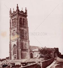 A church  South Wales  1880-1895.