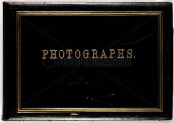 'Photographs'  c 1890.