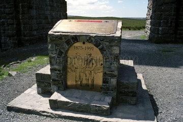Commemorative stone  1994.