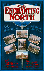 'The Enchanting North'  NER poster  c 1900-1910.