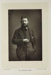 'Mr. Bernard Shaw'  1893.