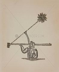 Backstaff from 'Seaman's Secrets'  London  1607.