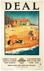 'Deal'  SR poster  1926.