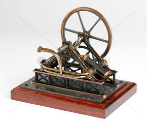 Diagonal Oscillating Engine  19th century.