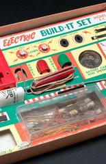 Model E-1 'Electric Build-it Set'  USA  1956-1960.