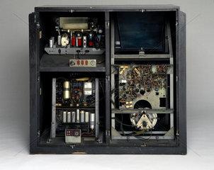 Philips projection TV/radio receiver  model 799  c 1950.