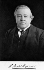 Alfred Chapman  British chemist  c 1910-1932.