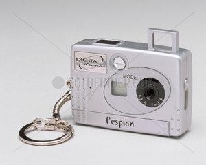 'Cardcam' digital camera  2002.