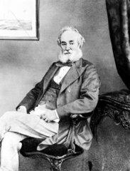 Benjamin Fothergill  c 1870s.