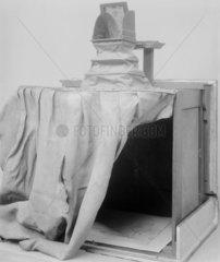 Sir Joshua Reynolds's camera obscura  c 1760-1780.