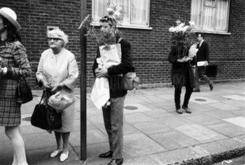 Chelsea Flower Show  1968.