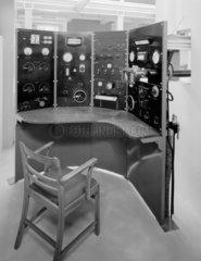 Svedberg ultra-centrifuge  1936.