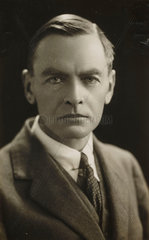 Sir Charles Leonard Woolley  archaeologist  c 1930.