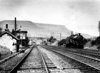 London Midland & Scottish 4-4-0 steam locomotive.