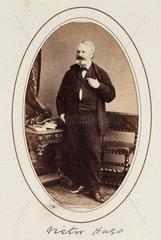 'Victor Hugo'  c 1870.