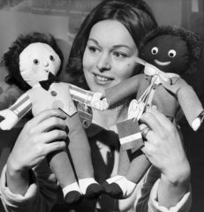 Old and new 'golliwogs'  January 1966.