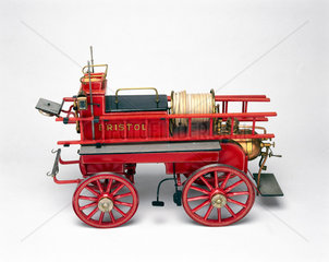 Chemical fire engine  1902.