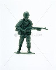 Toy soldier  2000.