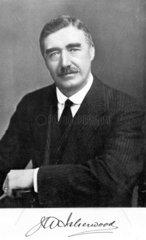 Sir Joseph W Isherwood.