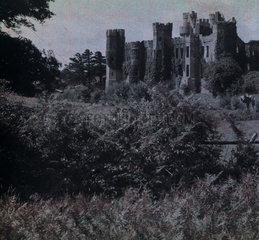 Castle  c 1910-1915.