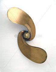 Screw propeller  weedless type  c 1914.