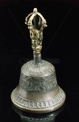 Hand bell  Nepal  1986.