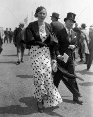 Fashions at the Royal Ascot Races  14 June