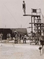 The Blue Lagoon  11 April 1935.