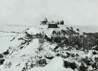 The Lick Observatory  California  USA  1915.