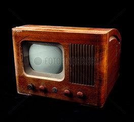 Baird 'Everyman' television receiver  c 1940s.