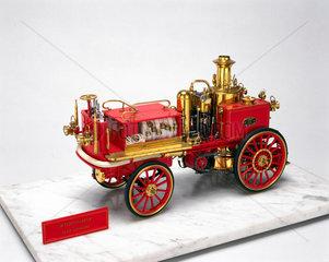 Steam fire engine  1867.