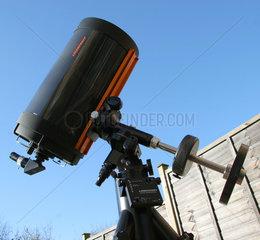 Celestron C14 telescope  c 2006.