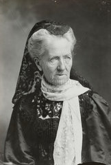 Charlotte Despard  British suffragette  c late 19th-early 20th century.