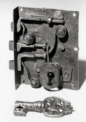 Lock  Norwegian  1780.