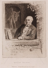 Sir Douglas MacLagen  Scottish professor  1884.