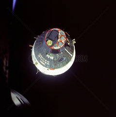 Gemini rendezvous  December 15 1965.