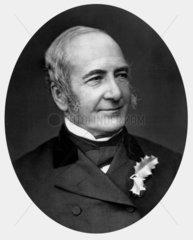 John Scott Russell  Scottish naval architect and engineer  c 1860-1869.