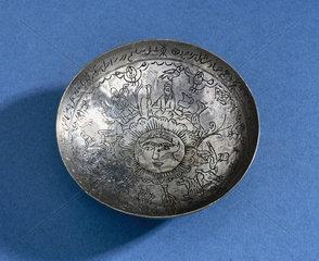 Silver bowl  c 1801-1910.