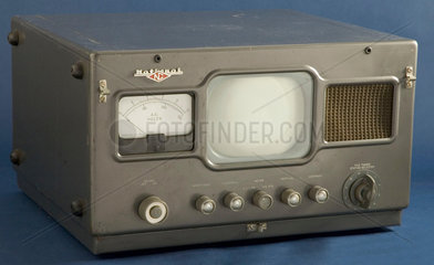National Communication TV6M tabletop television receiver  1949.