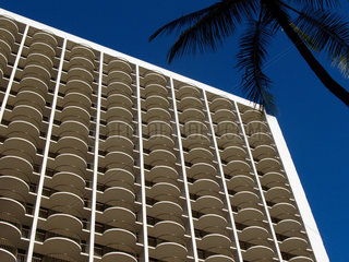 Ocean Tower in Waikiki