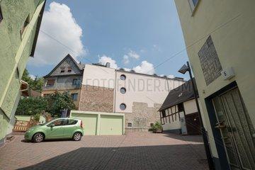 Garagen  Hinterhof