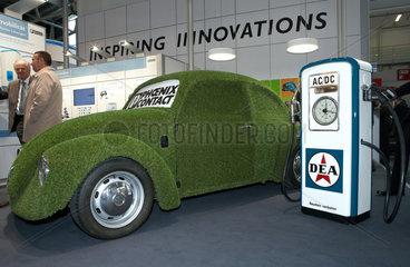 Muenchen  Deutschland  eCarTec - Internationale Messe fuer Elektromobilitaet
